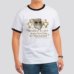 Shakespeare Great In Thought Quote Ringer T