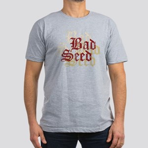 Bad Seed Men's Fitted T-Shirt (dark)