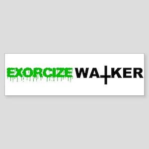 exorcize Bumper Sticker