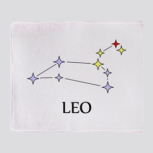 Leo Throw Blanket