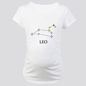 Leo Maternity T-Shirt