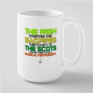 BAGPIPES Large Mug