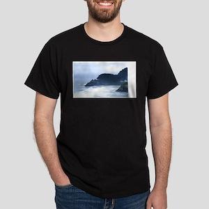 Lighthouse Oregon Dark T-Shirt