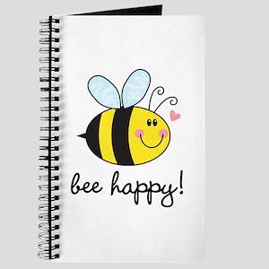 Bee Happy Journal
