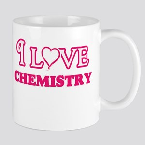 I Love Chemistry Mugs