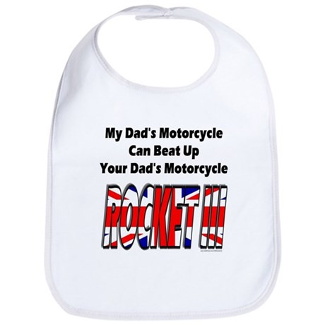 My Dad's Motorcycle Bib