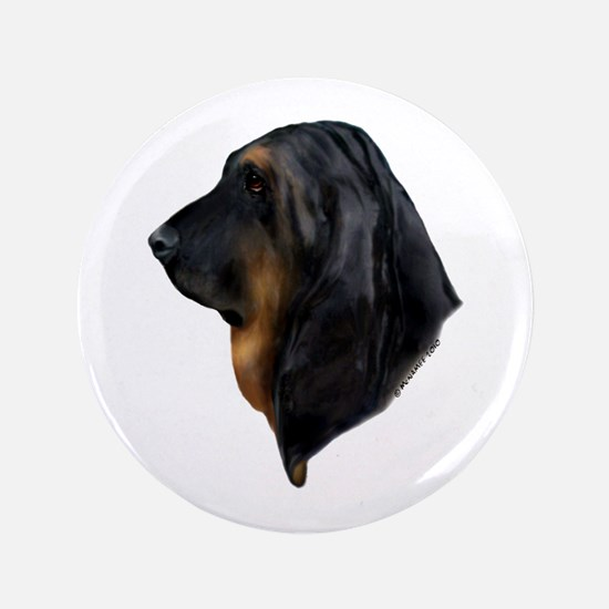 "Bloodhound 3.5"" Button"