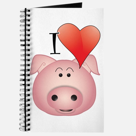Funny Pig Journal