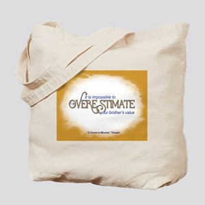 ACIM-Your brother's value Tote Bag