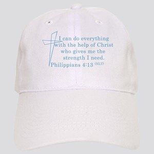 Philippians 4:13 Cap