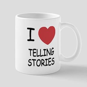 i heart telling stories Mug