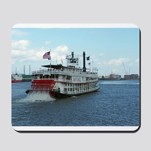 Mississippi Riverboat Mousepad