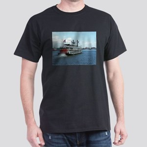 Mississippi Riverboat Dark T-Shirt