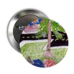 """Reclining in Palms Park 2.25"""" Button (100 pack)"""