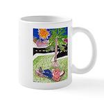 Reclining in Palms Park Mug