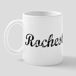 Vintage Rochester Hills Mug