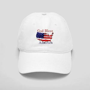 God Bless America Cap