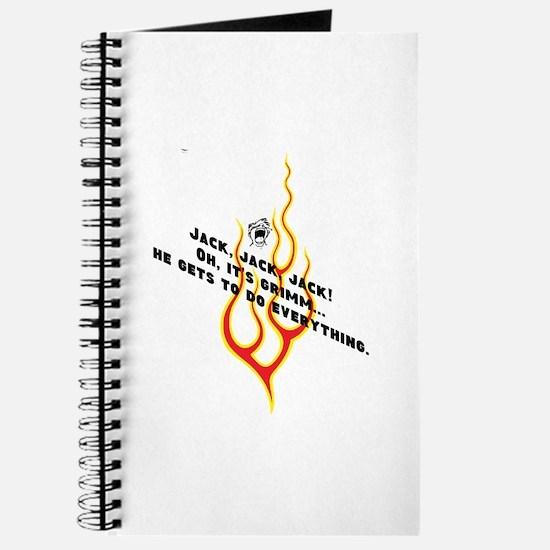 Grimm Jack Journal