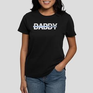 Daddy Established 2009 Women's Dark T-Shirt