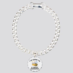Going To Bee A Great Grandma Charm Bracelet, One C