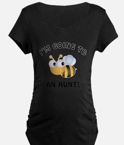 Going To Bee An Aunt T-Shirt