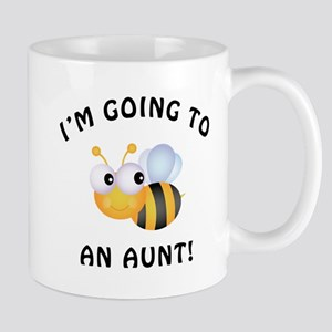 Going To Bee An Aunt Mug