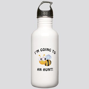 Going To Bee An Aunt Stainless Water Bottle 1.0L