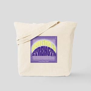 ACIM-Healing is strength Tote Bag