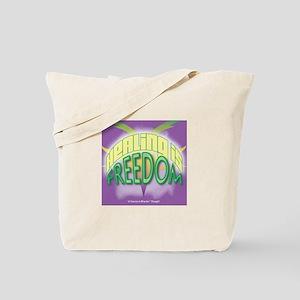 ACIM-Healing is Freedom Tote Bag