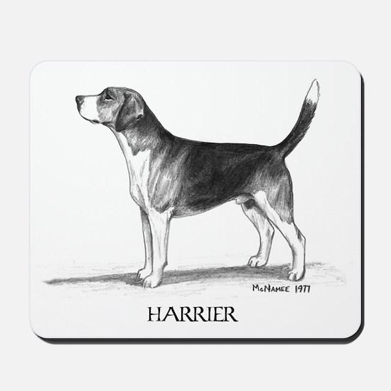 Harrier Mousepad