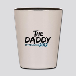 The Daddy Est 2011 Shot Glass