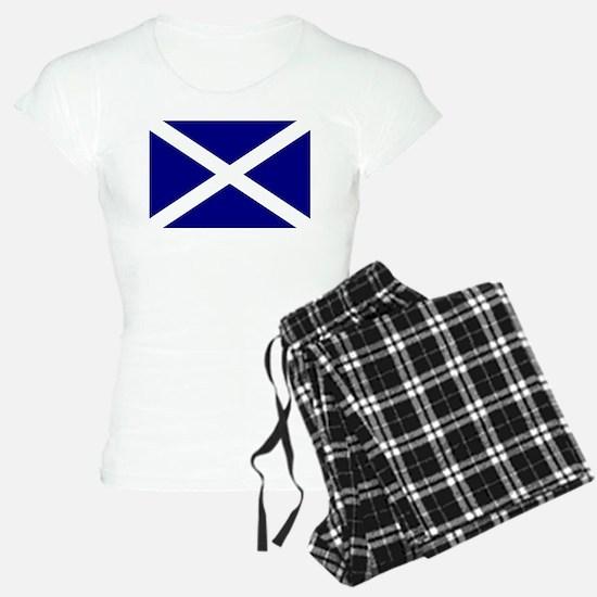Scottish Flag St. Andrew 1 Pajamas