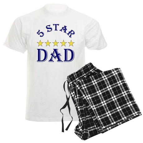 5 Star Dad Men's Light Pajamas