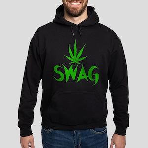Weed Swag Hoodie (dark)