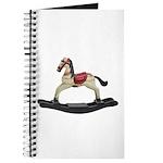 Childrens toy rocking horse design Journal
