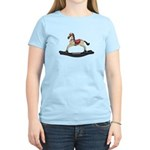 Childrens toy rocking horse design T-Shirt