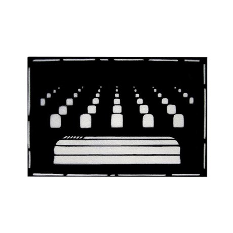 Arlington National Cemetery Rectangle Magnet (10 p