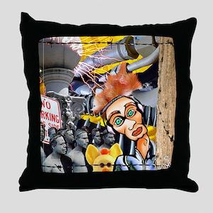 Newenfreafferla 2.0 Throw Pillow