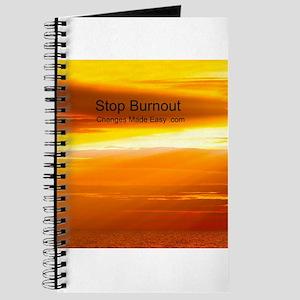 Stop Burnout Journal
