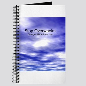 Stop Overwhelm Journal