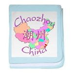 Chaozhou China baby blanket