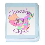 Chaozhou China baby blanket