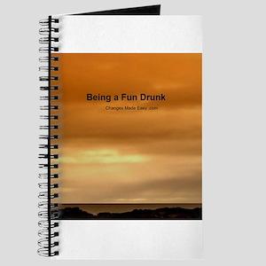 Being a Fun Drunk Journal