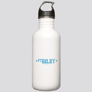Ft Riley Stainless Water Bottle 1.0L