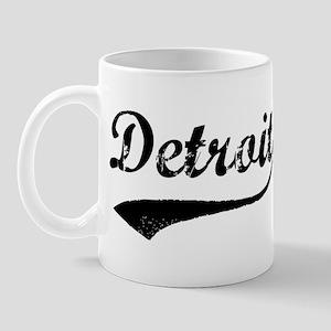 Vintage Detroit Mug