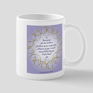 ACIM-Spotless Mirror Mug