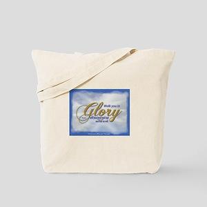 ACIM-Walk in Glory Tote Bag