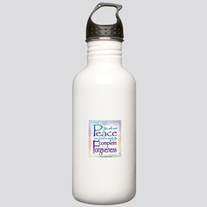 ACIM-You Who Want Peace Stainless Water Bottle 1.0