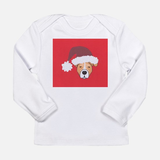 Christmas Pit Long Sleeve Infant T-Shirt