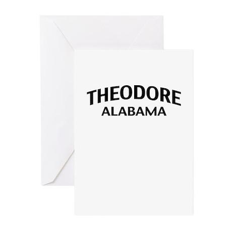 Theodore Alabama Greeting Cards (Pk of 10)